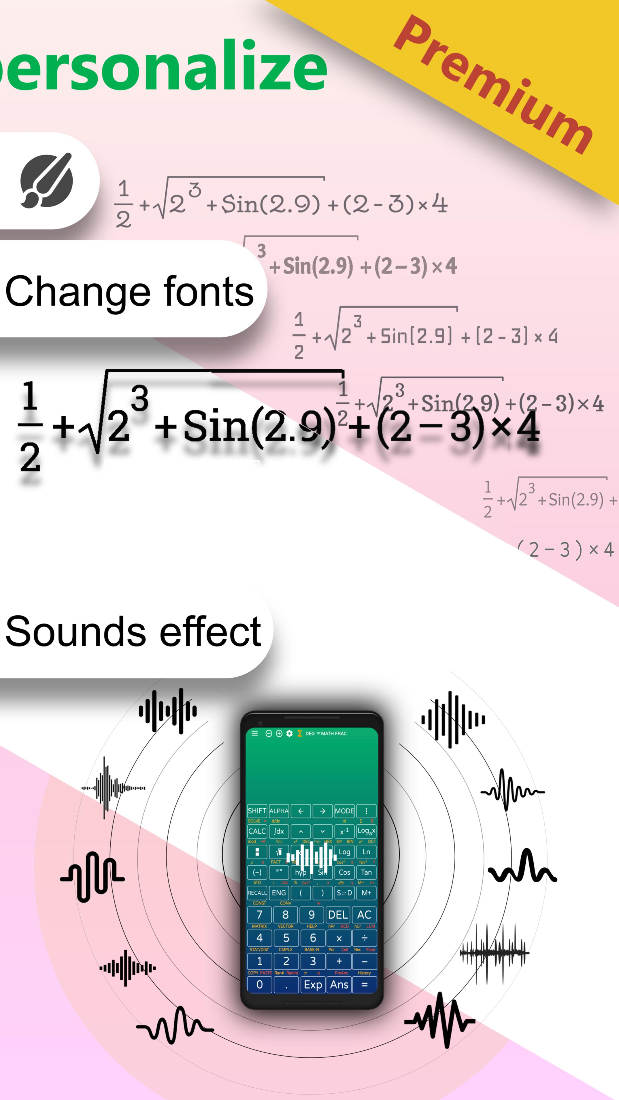 Graphing calculator ti 84 - simulate for es-991 fx for Android - APK