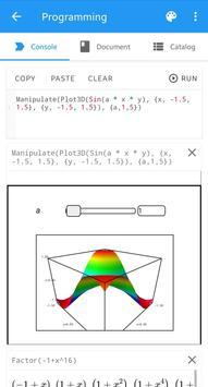 Calculator N+ - Math Solver - CAS calculator screenshot 2