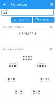 Calculator N+ - Math Solver - CAS calculator screenshot 4