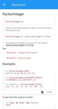 Calculator N+ - Math Solver - CAS calculator screenshot 5