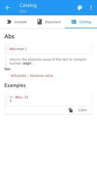 Calculator N+ - Math Solver - CAS calculator screenshot 6