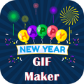 Edit Name on GIF Of New Year 2019