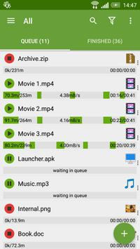 Advanced Download Manager & Torrent downloader poster