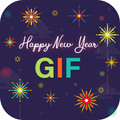 GIF of New year 2019