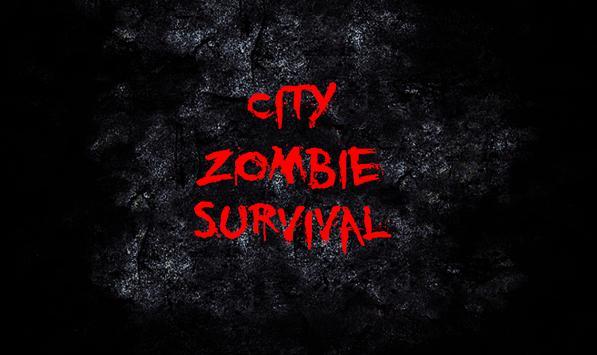 City Zombie Survival screenshot 1