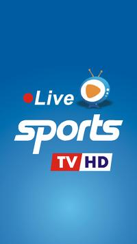 Live Sports TV Hd poster
