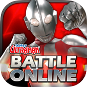 ikon Ultraman Battle Online