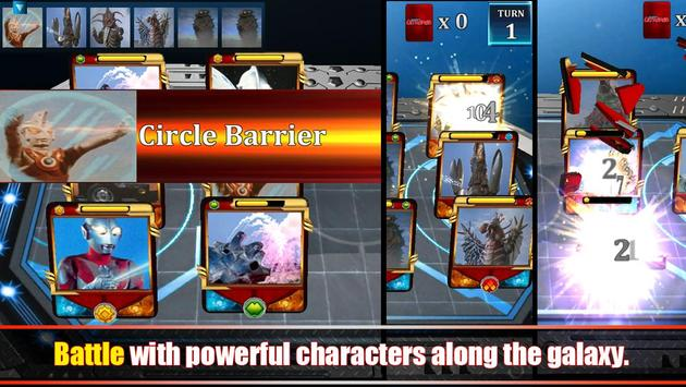 Ultraman Battle Online screenshot 4