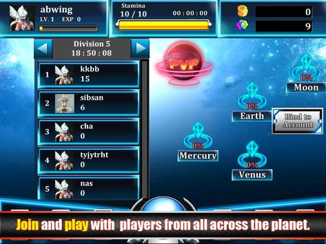 Ultraman Battle Online screenshot 6