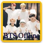 Lagu BTS Offline Lengkap icon