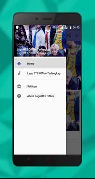 Lagu BTS Offline Lengkap screenshot 11