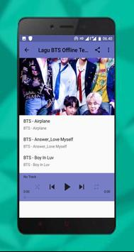 Lagu BTS Offline Lengkap screenshot 13