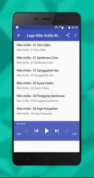 Lagu Nike Ardilla Offline screenshot 5