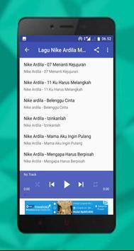 Lagu Nike Ardilla Offline screenshot 7