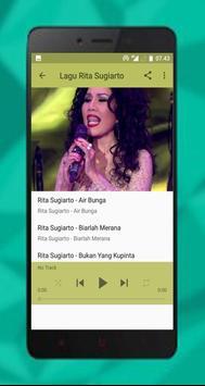 Lagu Rita Sugiarto Offline screenshot 2