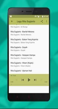 Lagu Rita Sugiarto Offline screenshot 7
