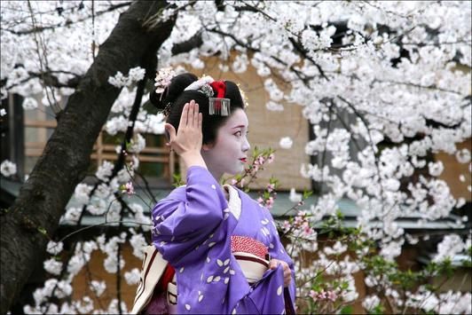 Kimono Anime Wallpapers screenshot 7