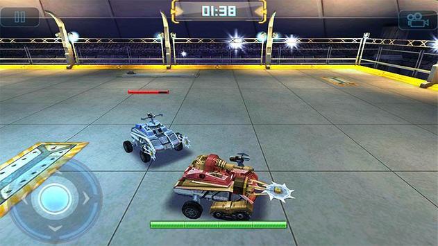 Robot Crash screenshot 3