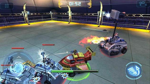 Robot Crash screenshot 16