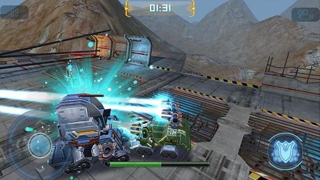 Robot Crash screenshot 1