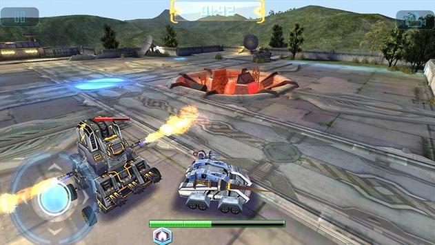 Robot Crash screenshot 2