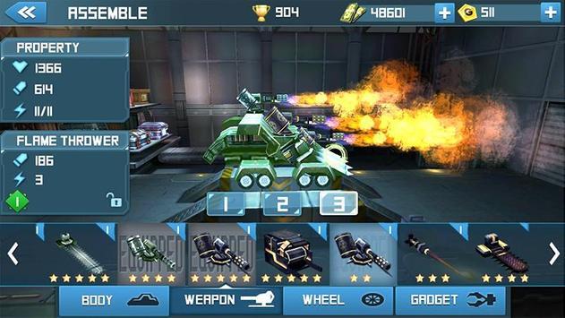 Robot Crash screenshot 5
