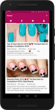 Nail Art Videos - Easy Tutorials DIY Designs 2019 poster