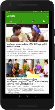 Tamil Comedy Videos - Santhanam, Vadivelu Comedy poster