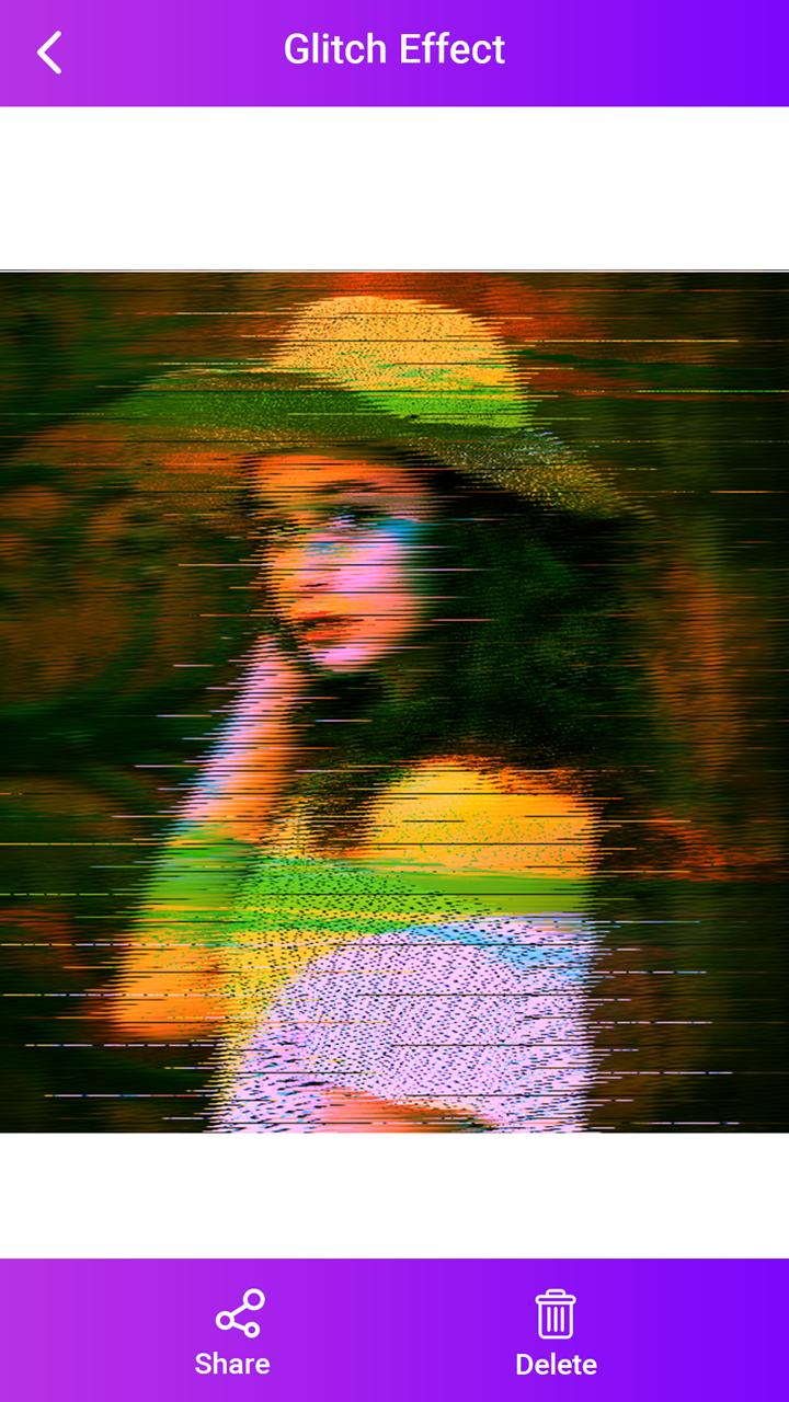 Glitch Photo Video Effects,VHS Camera Effect for Android - APK Download