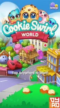 Cookie Swirl World screenshot 5