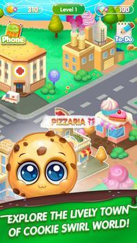 Cookie Swirl World poster