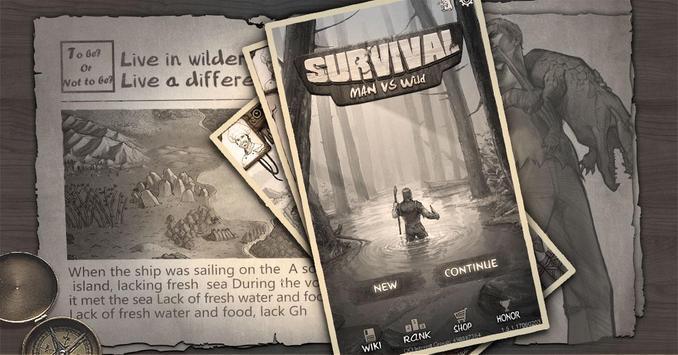 Survival screenshot 1