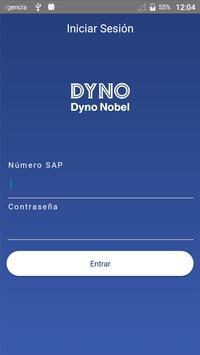Dyno Nobel 5s poster