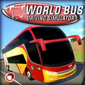 World Bus Driving Simulator ikon