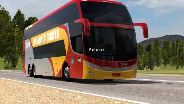 World Bus Driving Simulator poster