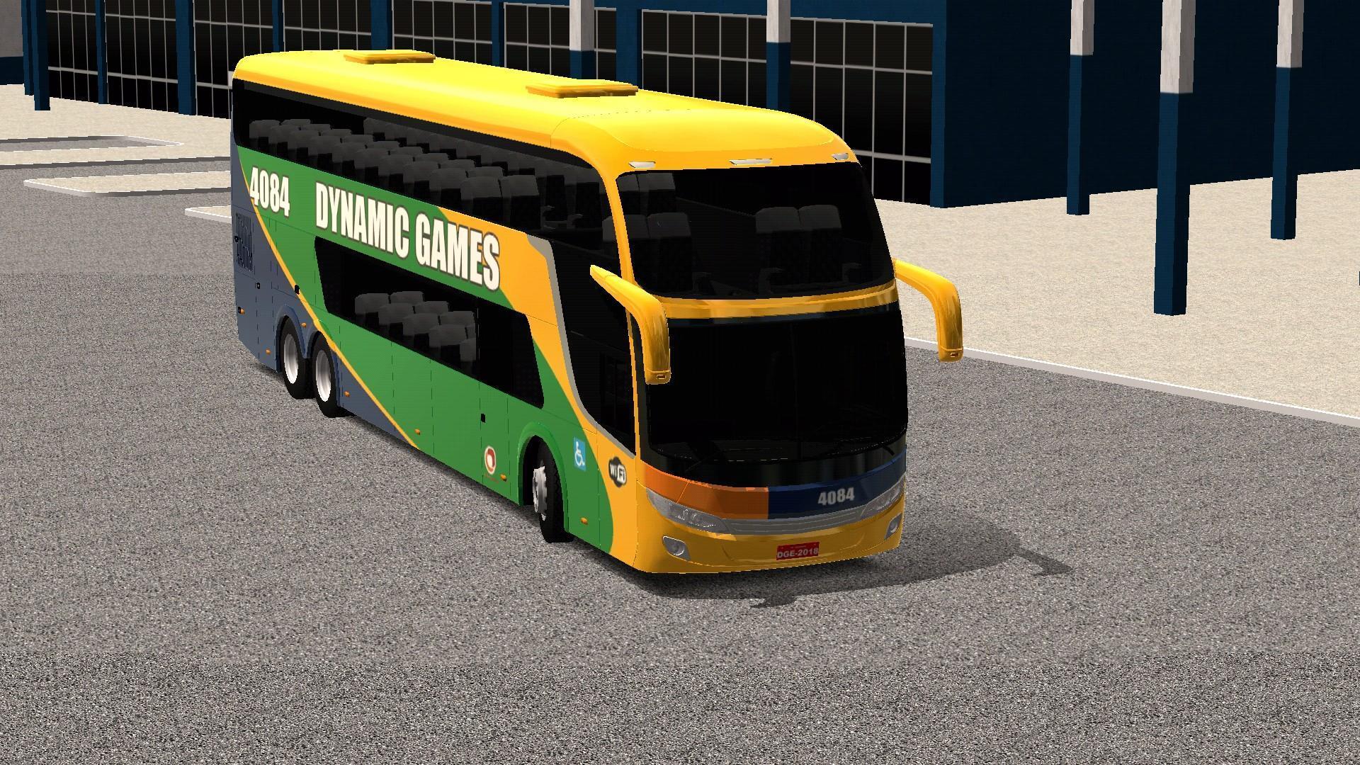 Download gemes World Bus Driving Simulator