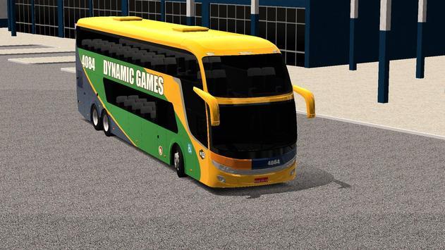 World Bus Driving Simulator syot layar 3