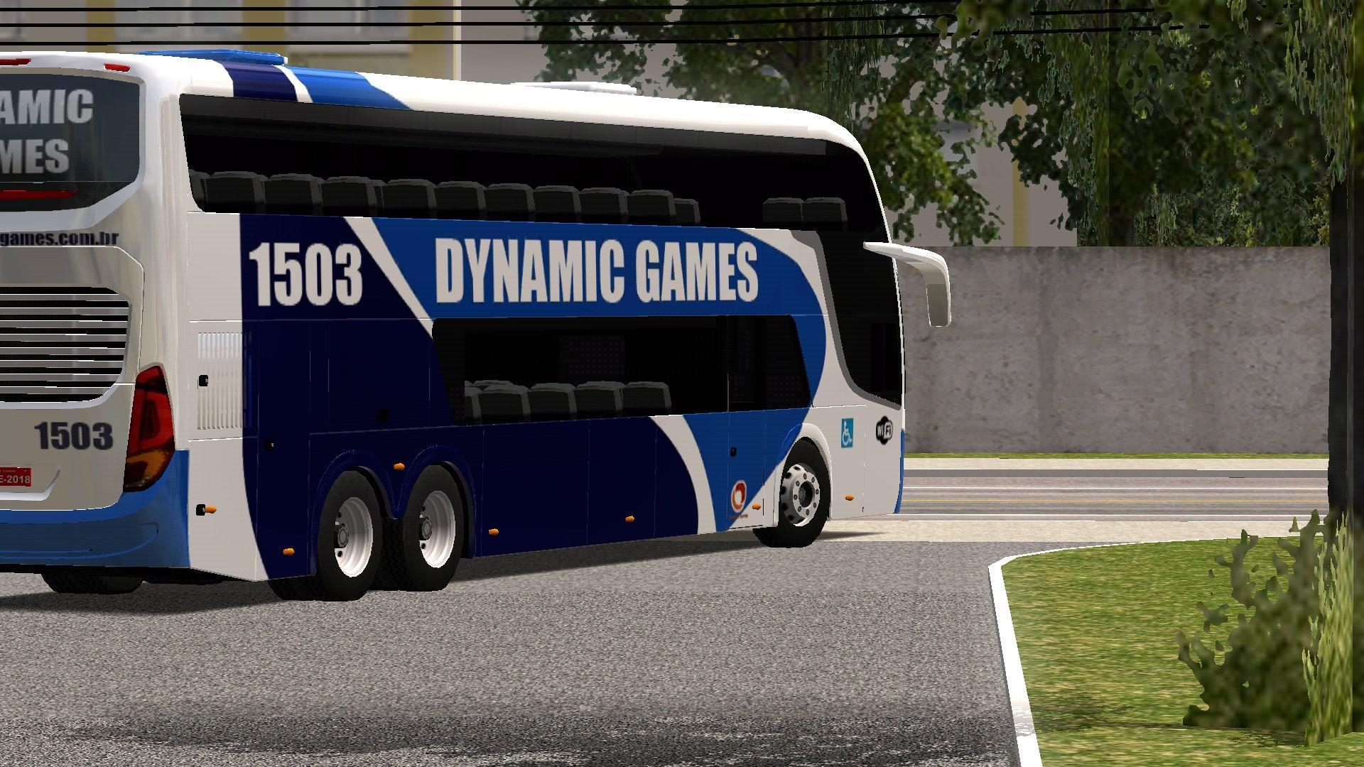 Download game download World Bus Driving Simulator