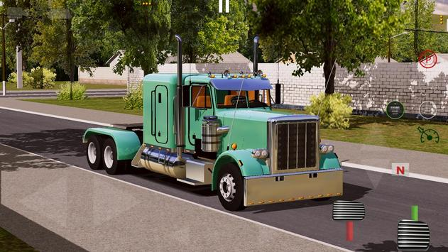 World Truck Driving Simulator पोस्टर