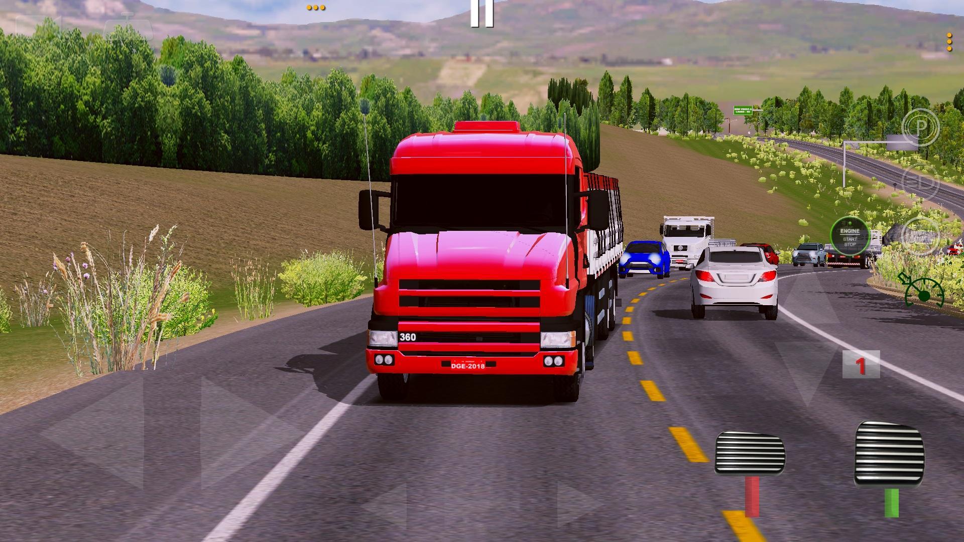 world truck driving simulator 破解 版