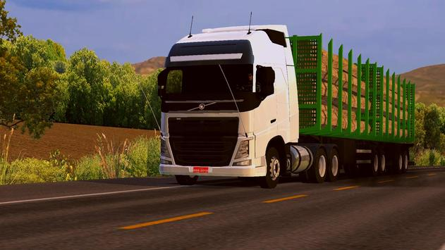 World Truck Driving Simulator स्क्रीनशॉट 12