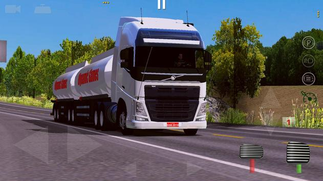 World Truck Driving Simulator स्क्रीनशॉट 1
