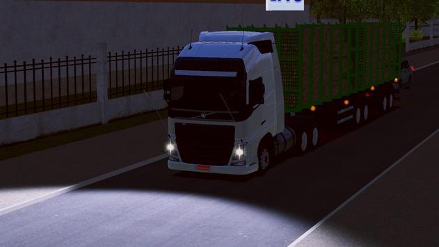 World Truck Driving Simulator Ekran Görüntüsü 10