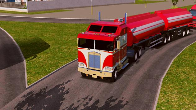 World Truck Driving Simulator स्क्रीनशॉट 21
