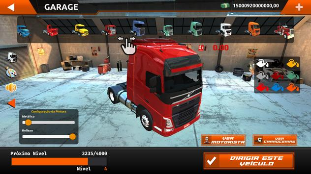 World Truck Driving Simulator Ekran Görüntüsü 14