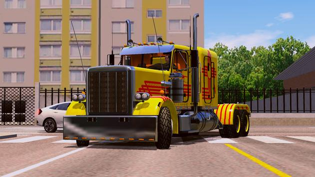 World Truck Driving Simulator स्क्रीनशॉट 6