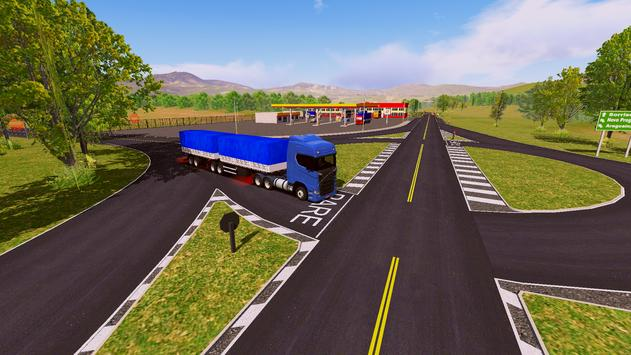 World Truck Driving Simulator imagem de tela 20
