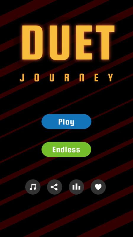 Duet Journey Endless Apk Download Free Arcade Game For Android