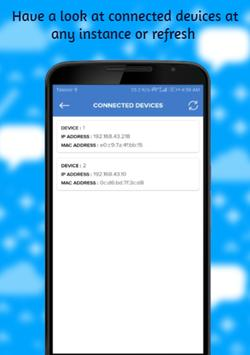 Share Mobile Internet - Portable Wifi Hotspot screenshot 2