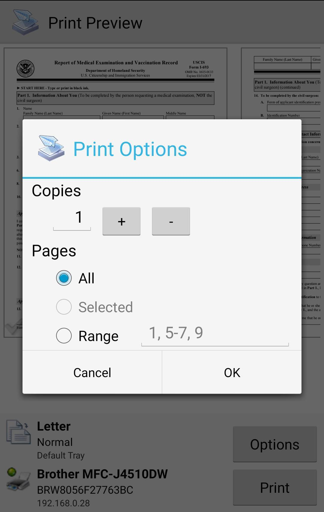 Mobile Print - PrinterShare for Android - APK Download